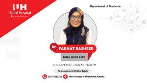 Dr Farhat Basheer