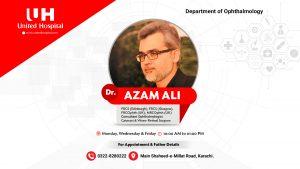 Dr Azam Ali