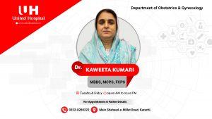 Dr Kaweeta Kumari