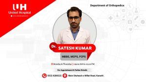 Dr Satesh