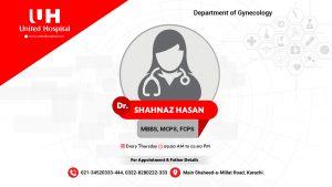 Dr Shahnaz Hasan