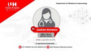 Saeeda Rehman