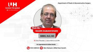 Dr Nasir Zaman Khan